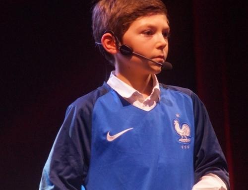 Gabriel, petit magicien, fait ses tours sur France Télévisions